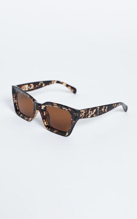 Reality Eyewear - Onassis Sunglasses in Turtle