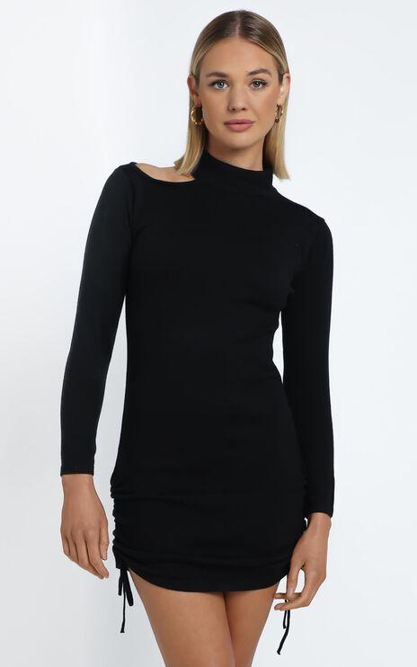 Samson Dress in Black
