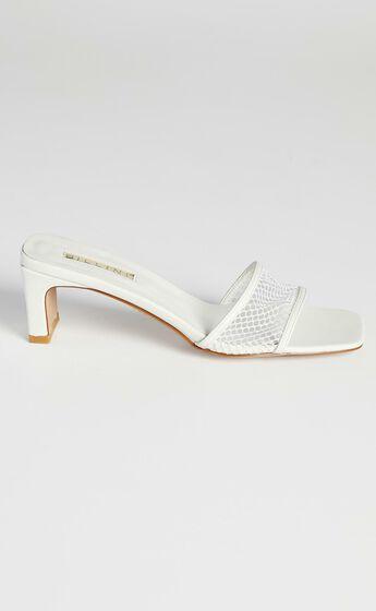 Billini - Gatton Heels in White