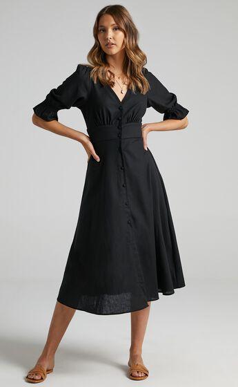 Jaycee Dress in Black