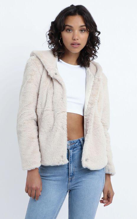 Tamryn Coat in Beige