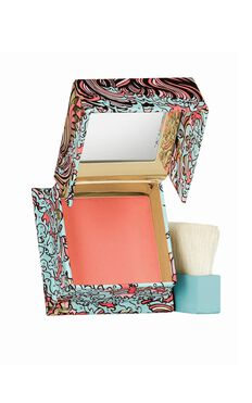 Benefit - Galifornia Powder Blush Mini in Sunny Golden Pink