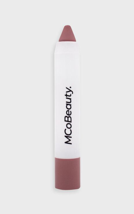 McoBeauty - Matte Cream Lip Crayon in Bliss