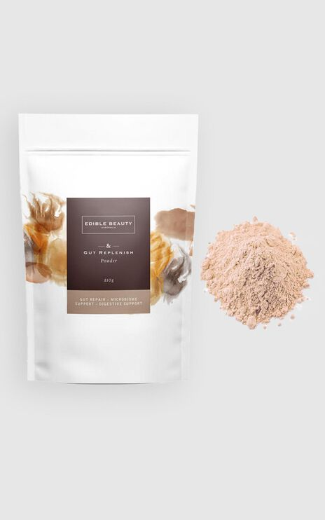 Edible Beauty - Ingestible Gut Replenish Powder