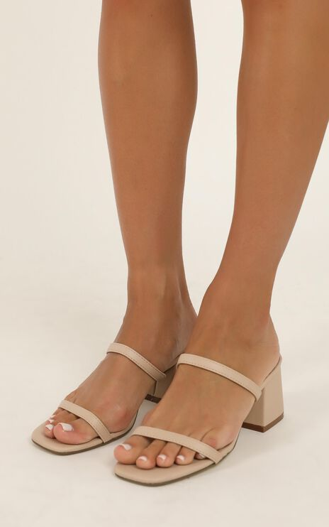 Therapy - Goldie Heels In Nude