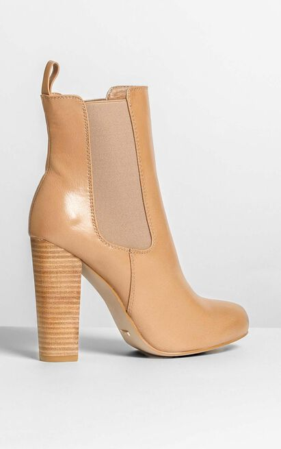 Billini - Lillia Boots in taupe - 5, Taupe, hi-res image number null