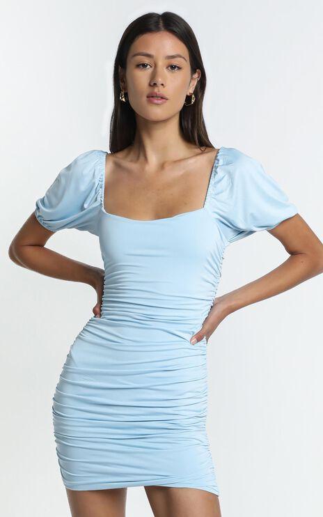 York Dress in Blue
