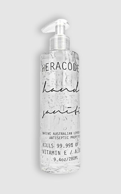 Heracode + Co - Large Organic Gel Hand Sanitiser