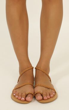 Billini - Cyra sandals in light tan