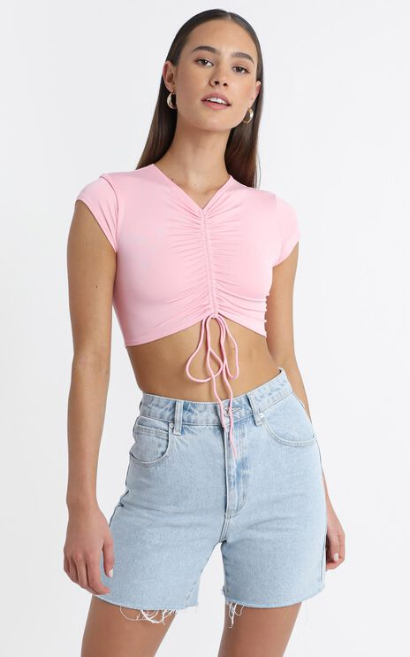 Adelaide Top in Pink
