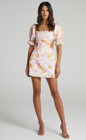 Charlie Holiday - Maple Dress in Summertime Floral