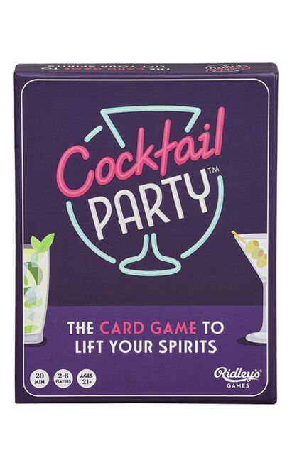 Cocktail Party Game , , hi-res image number null