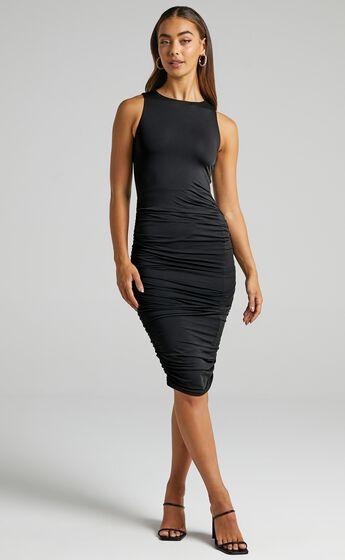 Kris Dress in Black