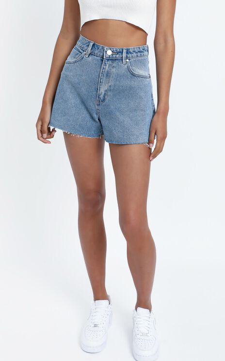 Neuw - Ryder Denim Short in Serene Blue