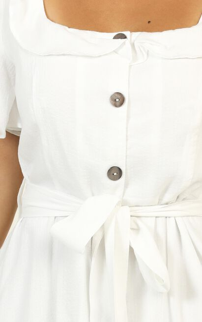 Katia Dress in white - 14 (XL), White, hi-res image number null