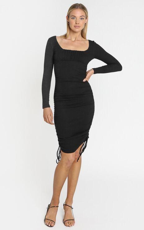 Farris Dress in Black