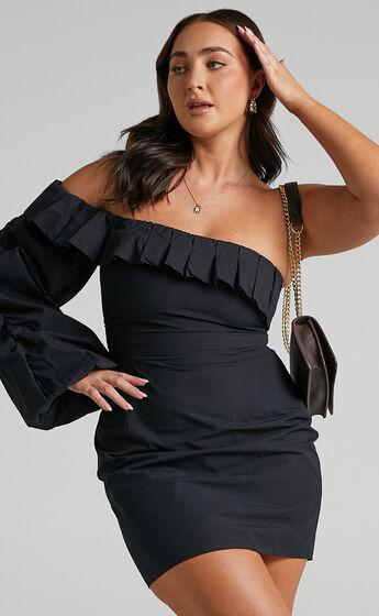 Quinnley Dress in Black