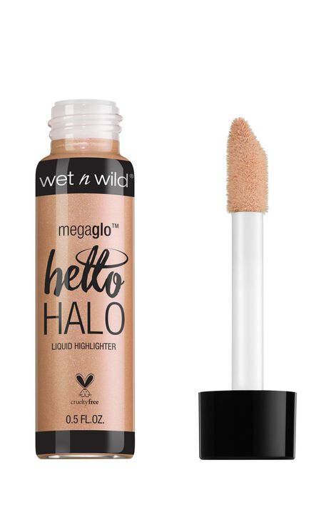 Wet N Wild - Megaglo Hello Halo Liquid Highlighter in Guilded Glow