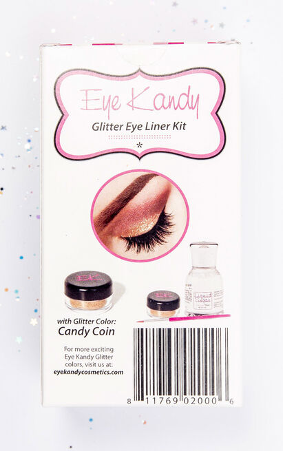 Eye Kandy - Box Glitter Kit in Candy Coin , , hi-res image number null