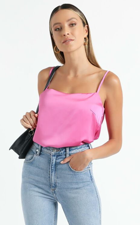 Sooner Or Later Top in Pink