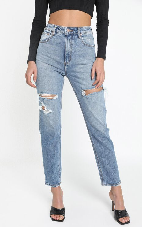Abrand - A '94 High Slim Jeans in Rebecca