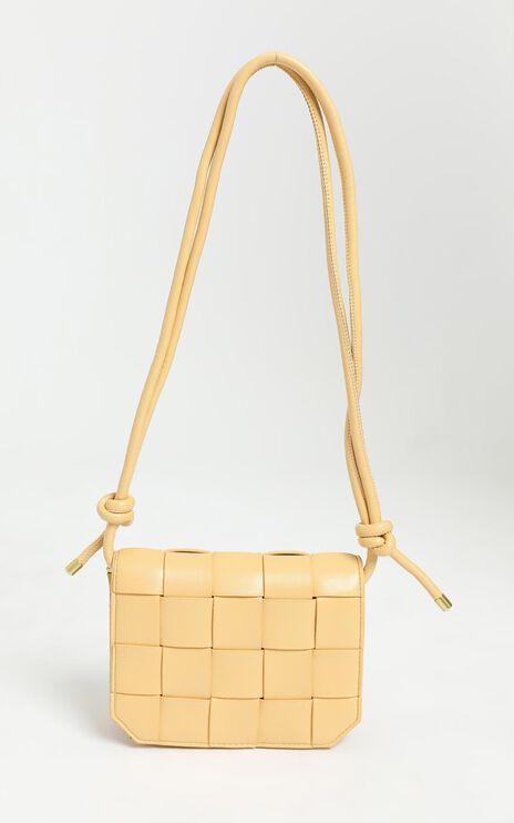 Nicoletta Bag in Yellow