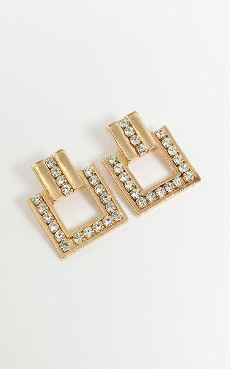 Yesenia Earrings in Gold