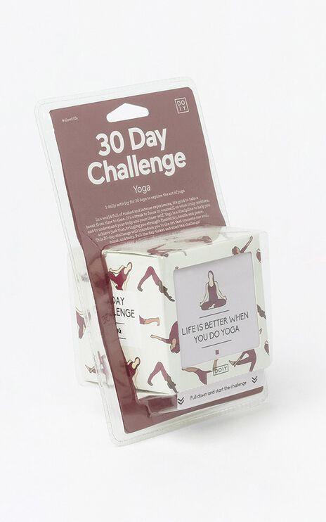 Doiy: 30 Day Challenge Yoga