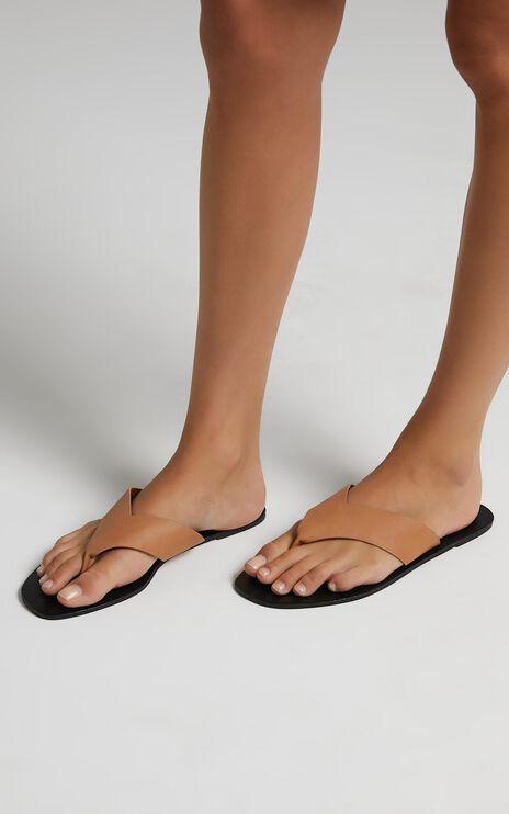 Billini - Gray Sandals in Sugar Brown