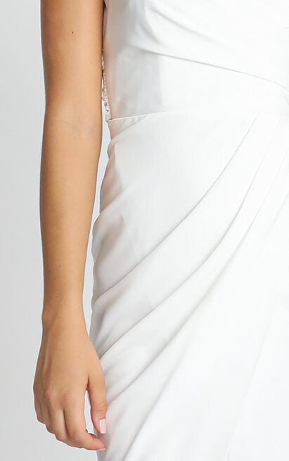 How Will I Know Dress in white - 14 (XL), White, hi-res image number null