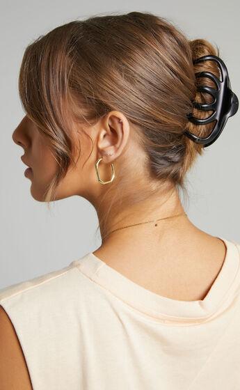 Annabella Hair clip in Black
