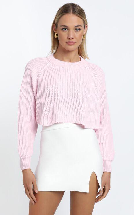 Watson Jumper in Pink