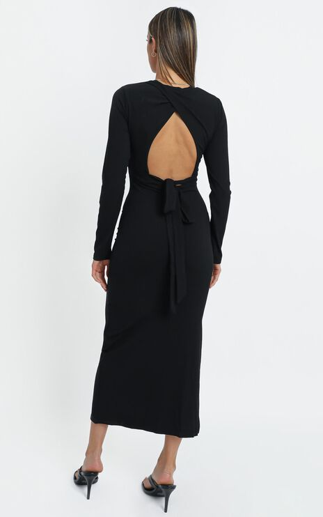Kai Dress in Black