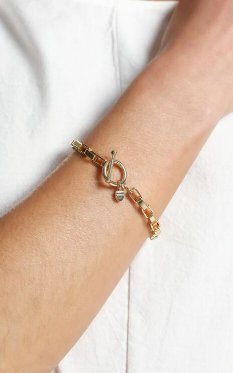 Minc Collections - Chain Link Bracelet in Gold