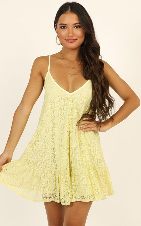 Why Dont You Dress in Lemon Lace