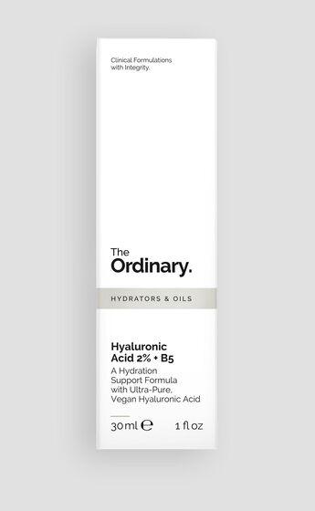 The Ordinary - Hyaluronic Acid 2% + B5 - 30ml