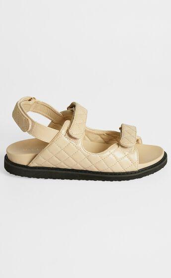 Billini - Zora Sandals in Light Taupe