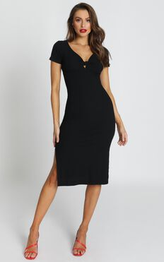 Jolene Dress In Black