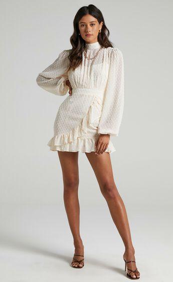 Tiahna Dress in Cream
