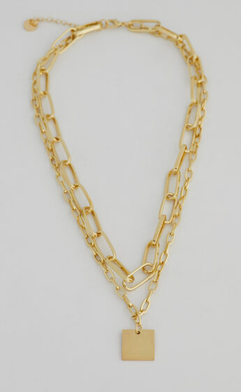 KONA NECKLACE in Gold