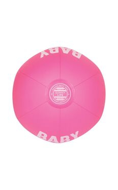 Sunnylife - XL Inflatable Beach Ball In Neon Pink