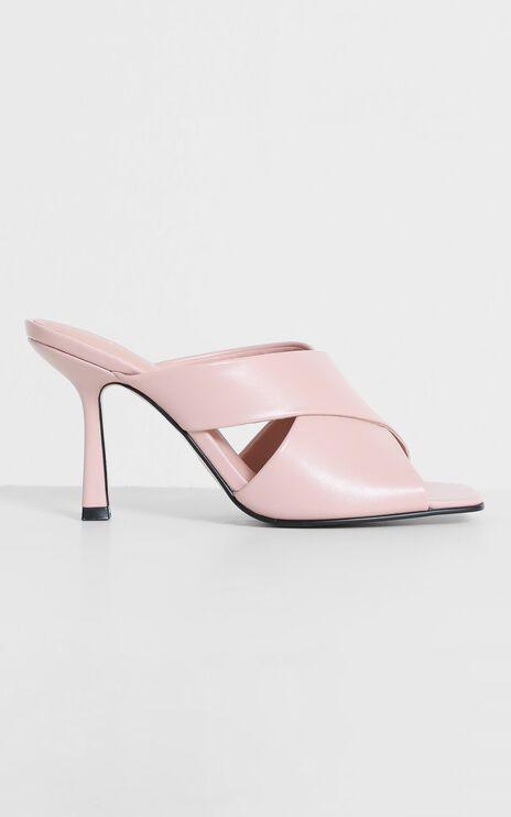 Verali - Luwow Heels in Pink Smooth