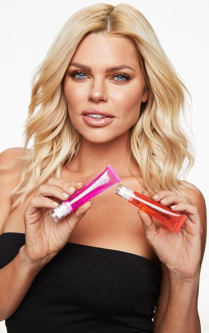 MCoBeauty - The Beauty Edit Lip Oil In Berry, Pink, hi-res image number null