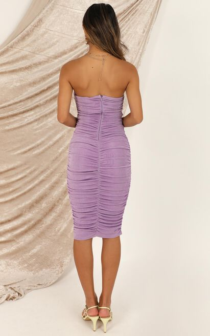 Stay in Touch Dress In lilac - 14 (XL), Purple, hi-res image number null