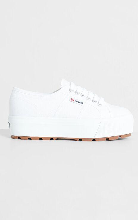 Superga - 2790 Tank COTW sneaker in white