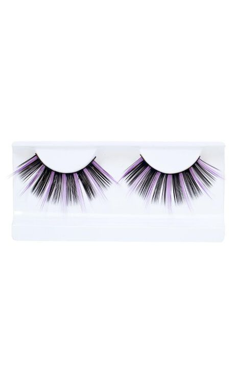 Land Of Lashes - Halloween Lashes In Ebony