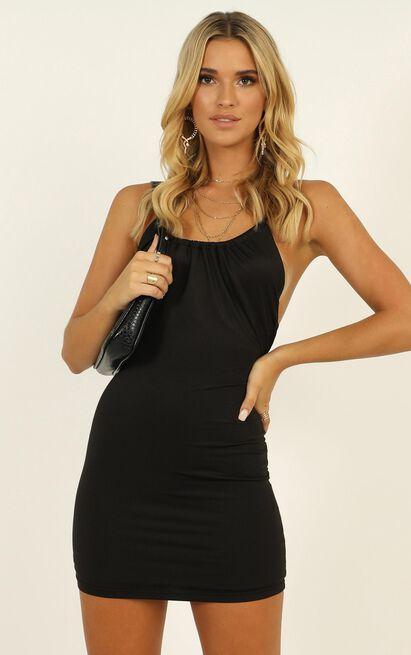 I Like Me Dress in black - 14 (XL), Black, hi-res image number null