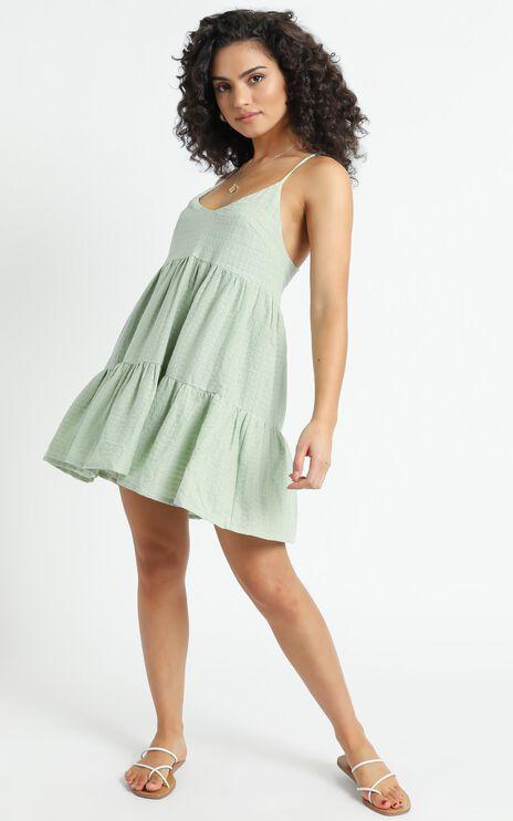 Salina Dress in Sage