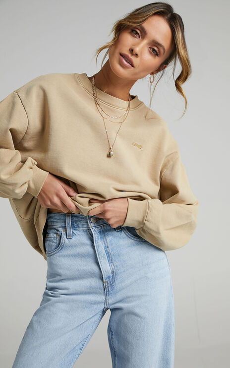 Levis - Melrose Slouchy Jumper in Incense