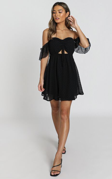 Nevis Dress in Black